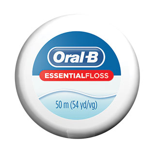 Soie dentaire Oral‑B® Essential Floss Protection contre la carie